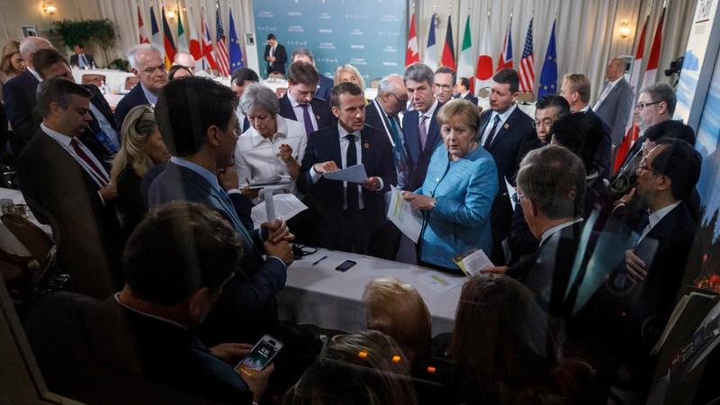 Ông Trump giải thích vì sao Nga cần trở lại G7 - ảnh 2