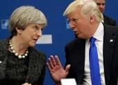 Bà May phản đối việc ông Trump muốn tái kết nạp Nga vào G7