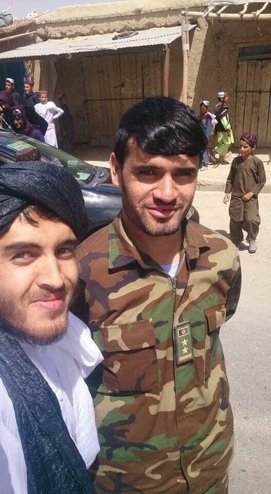 Sốc: Taliban bắt tay, ôm lực lượng Afghanistan, IS 'phá đám' - ảnh 3