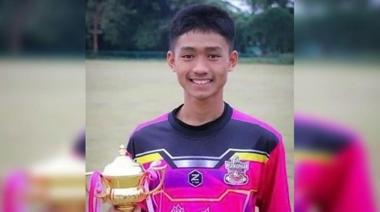 'Viên ngọc quý' trong đội bóng nhí Thái Lan - ảnh 4