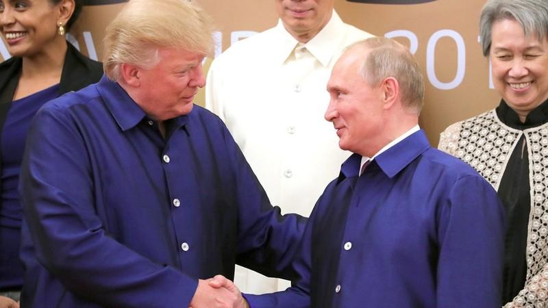 Ông Trump: Gặp ông Putin là cuộc gặp dễ dàng nhất - ảnh 2