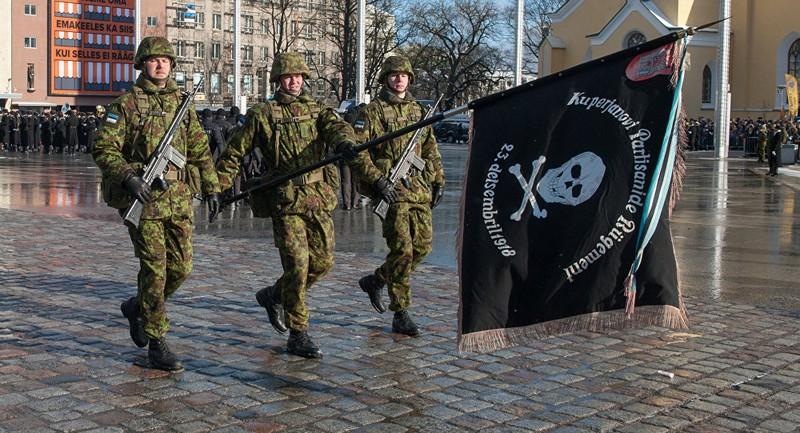 Estonia dọa lính Nga không còn cửa sống ở Tallinn - ảnh 1