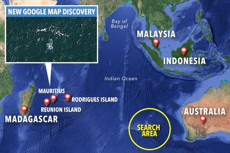Phát hiện mới về vụ mất tích MH370 - ảnh 4