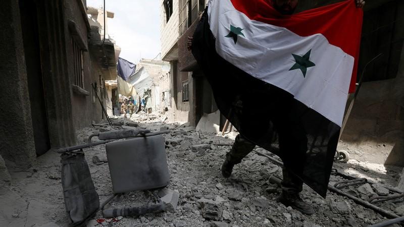 Nhờ 'độc chiêu' của Nga, chính phủ Syria quét sạch tàn dư IS - ảnh 1