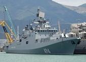 Tàu chiến Nga áp sát tàu chiến Mỹ bắn tên lửa vào Syria