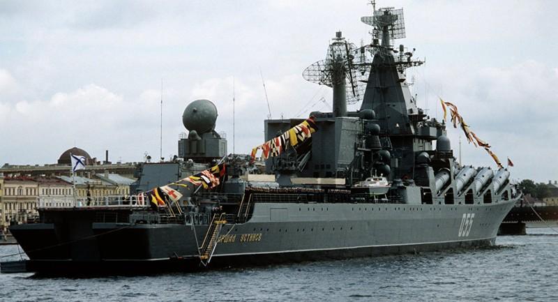 Giải mã vụ hàng loạt tàu chiến Nga hiện diện ở Syria - ảnh 2