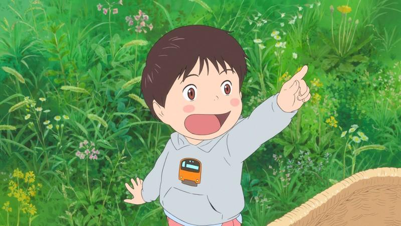 Mirai: Em Gái Đến Từ Tương Lai đốn tim tín đồ Anime trong T8 - ảnh 3