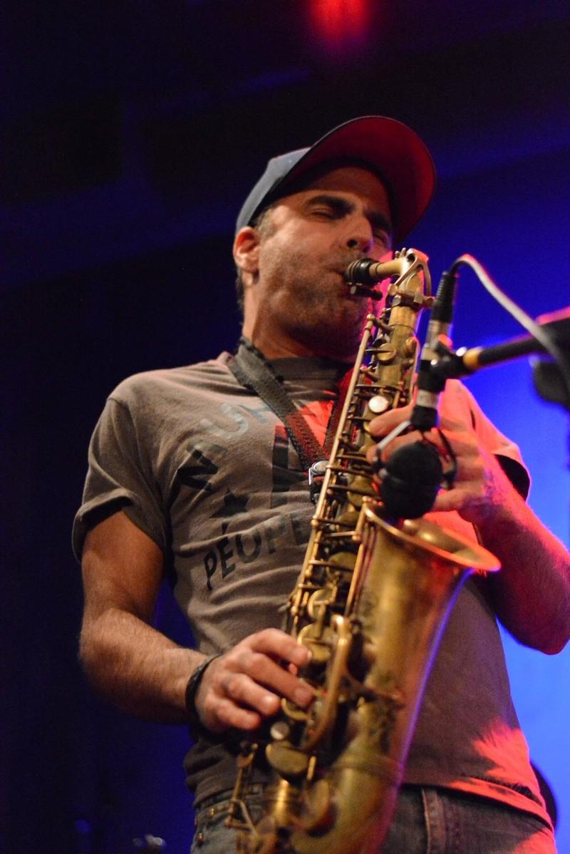 Thanh Bùi mang nghệ sĩ jazz saxophone David Binney về Việt Nam - ảnh 1