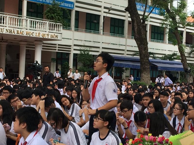 TP.HCM công bố chỉ tiêu tuyển sinh lớp 10 - ảnh 1