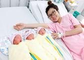 Cấp cứu thành công sản phụ mang tam thai tự nhiên