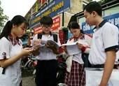 TP.HCM công bố điểm thi tuyển sinh lớp 10