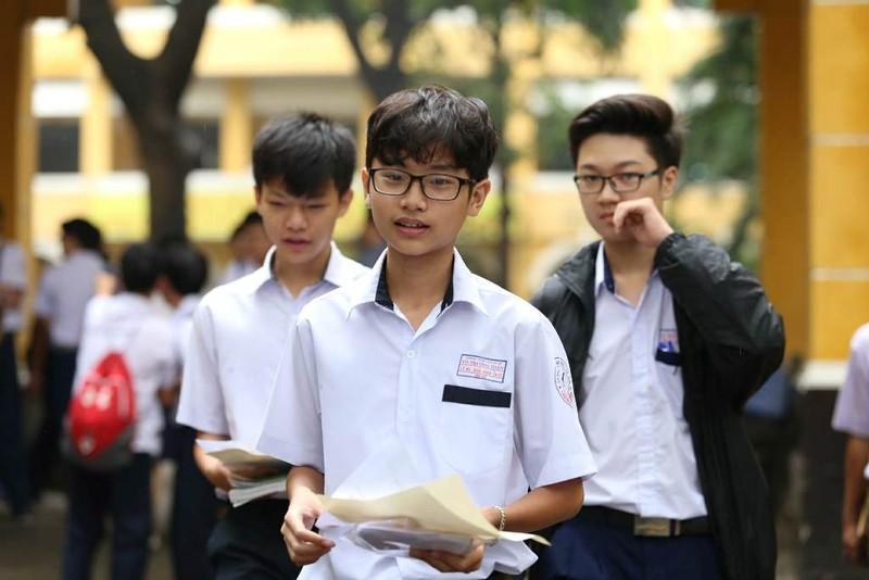 TP.HCM: Hơn 50% bài thi toán vào lớp 10 dưới điểm 5 - ảnh 1