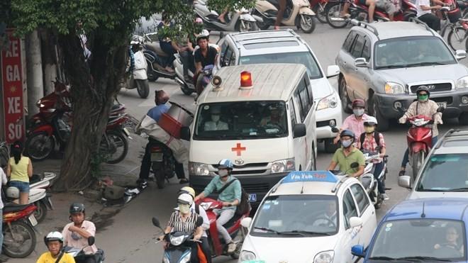 Không thể chấp nhận mức phạt cho kẻ cản đường xe cứu hỏa - ảnh 2