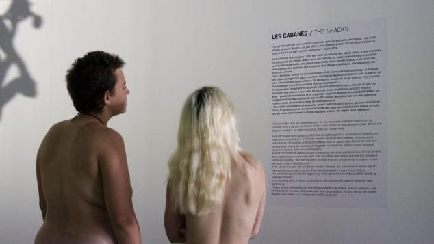 Bảo tàng Paris mở cửa đón khách khỏa thân - ảnh 3