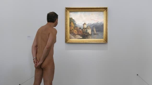 Bảo tàng Paris mở cửa đón khách khỏa thân - ảnh 4