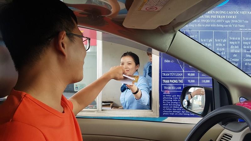 Cao tốc Đà Nẵng-Quảng Ngãi trước giờ thông xe toàn tuyến - ảnh 10