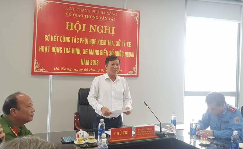 Xe biển số nước ngoài bát nháo, trốn thuế tại Đà Nẵng - ảnh 1