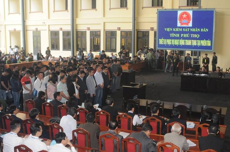 VKSND Phú Thọ kháng nghị bản án vụ đánh bạc ngàn tỉ - ảnh 1