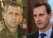 Israel muốn ám sát Tổng thống al-Assad?