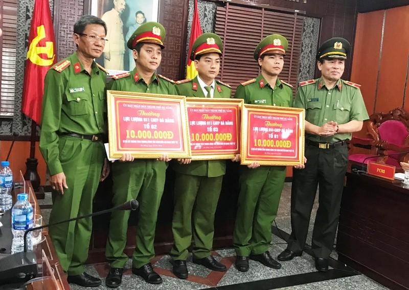 Đà Nẵng: Xử lý công an phường không hợp tác với cảnh sát 911 - ảnh 1