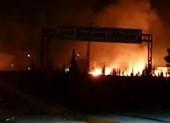 Israel báo động cao, nghi dội tên lửa căn cứ Iran ở Syria