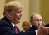 Ông Trump không loại trừ thành 'kẻ thù lớn nhất' của ông Putin