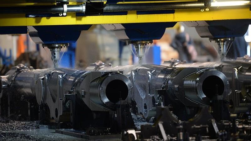 Nga có thể sẽ ngưng xuất khẩu titanium sang Mỹ như một biện pháp trả đũa trừng phạt. Ảnh: RT