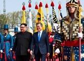 Ông Moon khả năng sang Bình Nhưỡng gặp ông Kim cuối tháng này