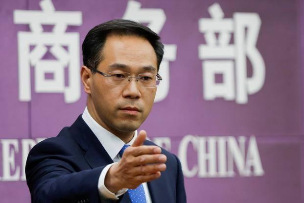 Người phát ngôn Bộ Thương mại Trung Quốc Cao Phong cho rằng các biện pháp đánh thuế đơn phương của Mỹ không giải quyết được vấn đề thâm hụt thương mại. Ảnh: REUTERS