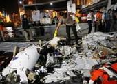 Indonesia: Máy bay có thể đã nổ khi rơi xuống biển