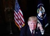 Ông Trump nói 'đồng ý' dùng vũ lực với người di cư từ Trung Mỹ