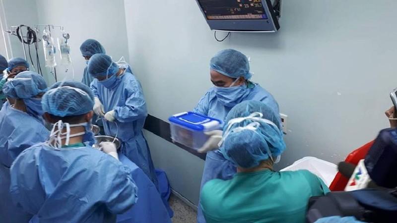 Hành trình đưa trái tim vượt 700 km để ghép cho bệnh nhân - ảnh 3
