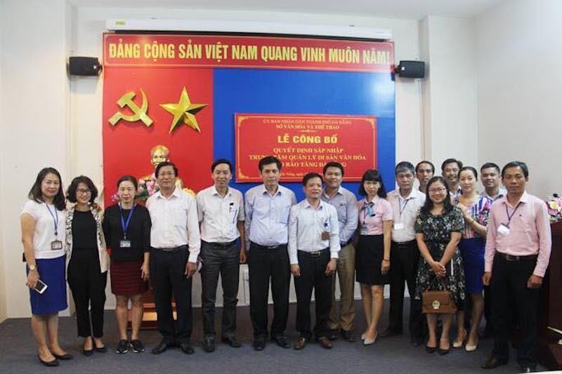 Đà Nẵng sáp nhập hai đơn vị sự nghiệp công lập đầu tiên - ảnh 1