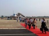 Hi hữu bé trai được sinh trên máy bay đi Đà Nẵng