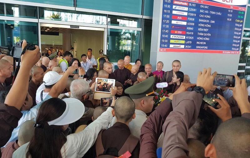 Thiền sư Thích Nhất Hạnh đến Đà Nẵng - ảnh 2