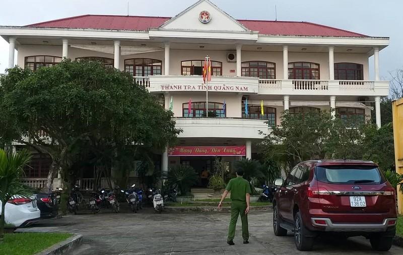 Phó chánh Thanh tra Quảng Nam gục chết trong khuôn viên trụ sở - ảnh 1