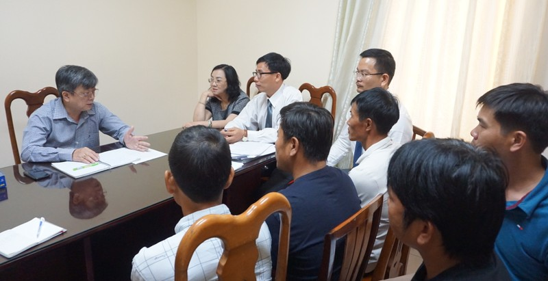 Vụ gỗ khô: ĐB Trương Trọng Nghĩa kiến nghị tòa rút kháng nghị  - ảnh 1