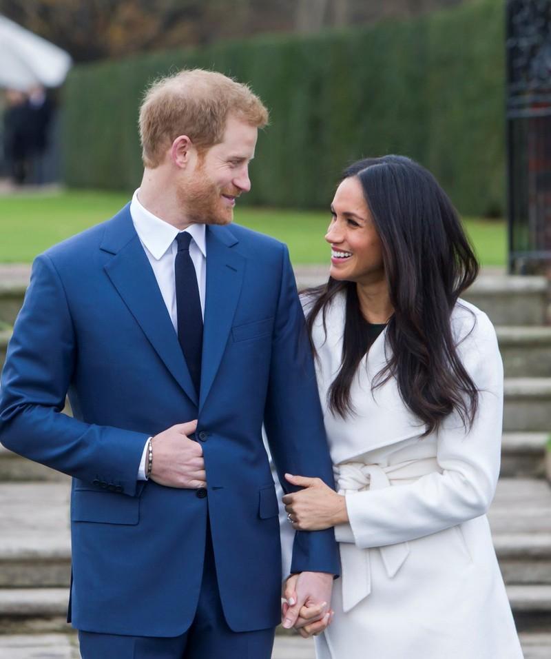 Ông Trump, bà May không được mời dự đám cưới Hoàng tử Harry - ảnh 2