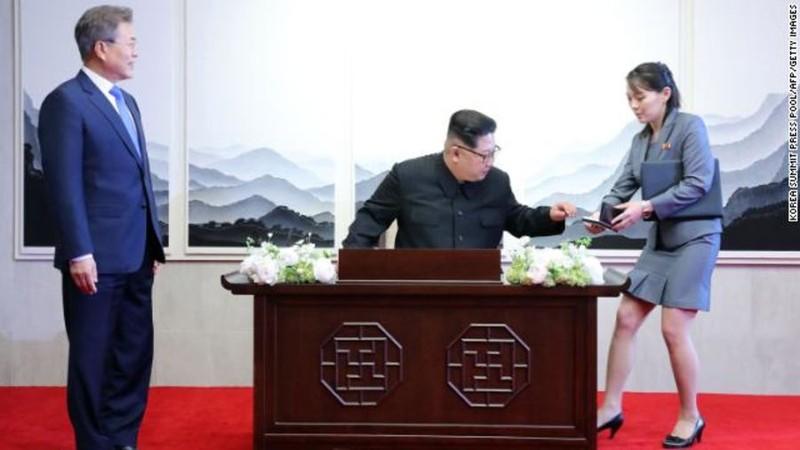 Tiết lộ 4 điểm 'đinh' ông Kim Jong-un ký với ông Trump - ảnh 2