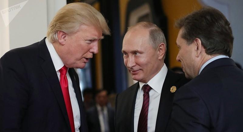 Ông Trump giải thích vì sao Nga cần trở lại G7 - ảnh 3
