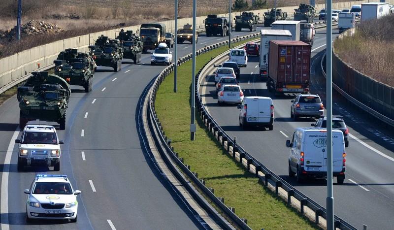 NATO có thể thất trận trước Nga chỉ vì... kẹt xe - ảnh 6