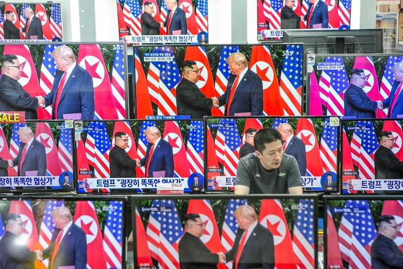Thượng đỉnh Trump-Kim có thể diễn ra tại Hà Nội - ảnh 1