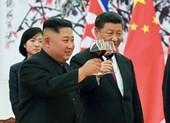 Ông Kim Jong-un đón sinh nhật 35 tại Bắc Kinh