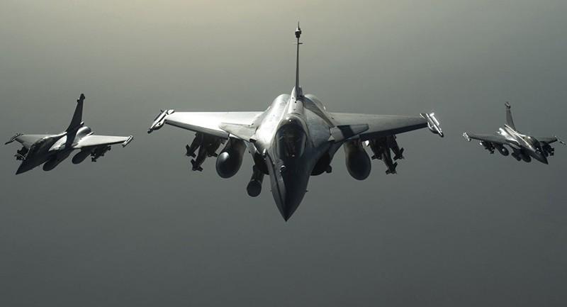 Pháp nêu điều kiện rút khỏi Syria - ảnh 1