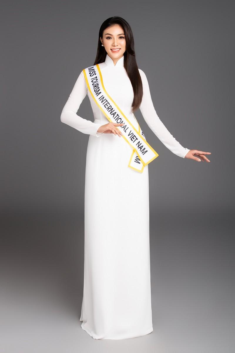 Đại diện Việt Nam tham gia Miss Tourism International là ai? - ảnh 1