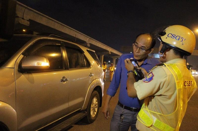 Cảnh sát sẽ bám đường liên tục để giảm tai nạn vùng ven - ảnh 1