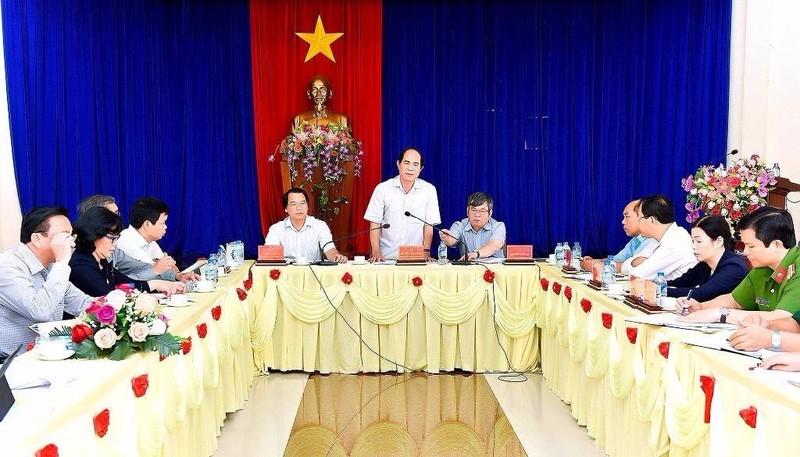 Gia Lai chỉ đạo văn phòng đăng ký đất đai xin lỗi dân - ảnh 1