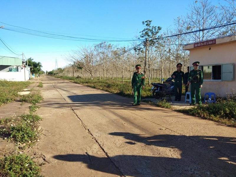 Quân đội thông tin vụ nổ kho đạn ở Gia Lai - ảnh 4