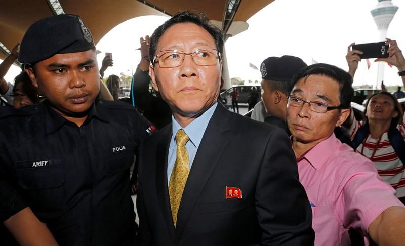 Hé lộ bí ẩn mạng lưới tình báo Triều Tiên ở Malaysia - ảnh 2