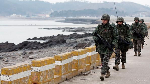 Sau phế truất tổng thống: Hàn Quốc cảnh giác Triều Tiên - ảnh 1